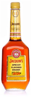 Jacquin's Brandy Apricot 750ml